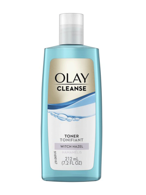 Olay Cleanse Witch Hazel Face Toner for Women, 7.2 oz