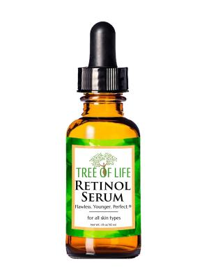Retinol Serum – Anti-Aging, Anti Wrinkle Facial Serum, 1oz