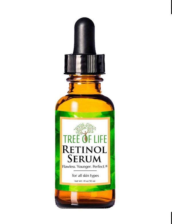 Retinol Serum - Anti-Aging, Anti Wrinkle Facial Serum, 1oz