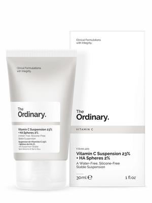 The Ordinary Vitamin C Suspension 23%+HA Speres 2%, 1oz