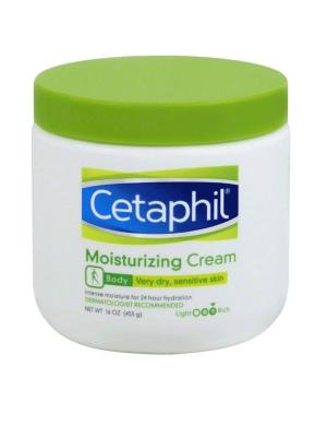 Cetaphil Moisturizing Cream for Very Dry/Sensitive Skin,16oz