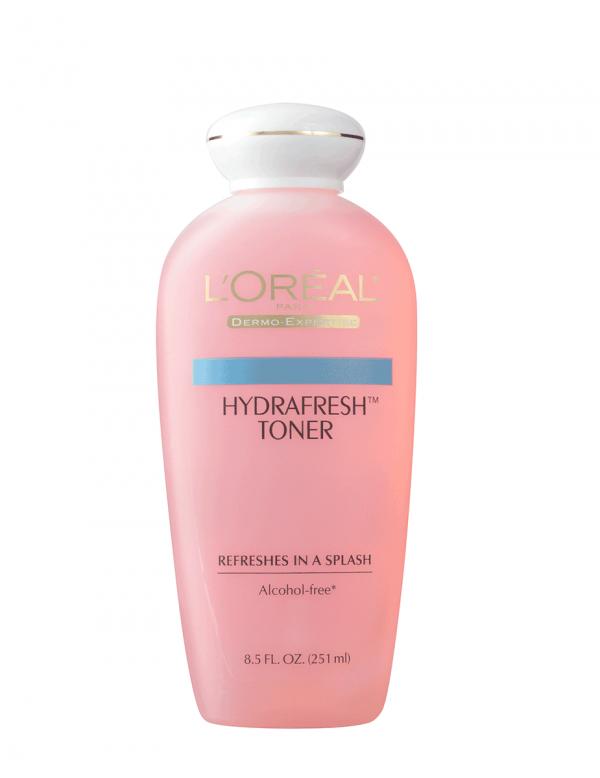 L'Oreal Paris HydraFresh Toner, 8.5oz